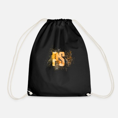 Ps ps - Drawstring Bag