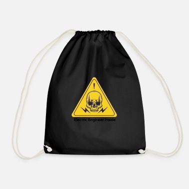 Electric Shock Electric shock - Drawstring Bag
