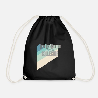 Collections Collectible - Drawstring Bag
