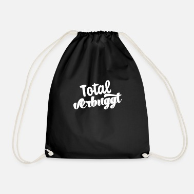 Schoolyard Banishes youth language schoolyard language Verpeilt - Drawstring Bag