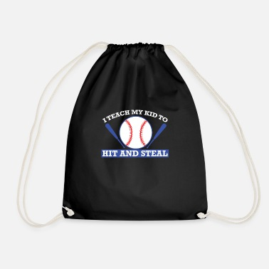Steal Beating and stealing - Drawstring Bag