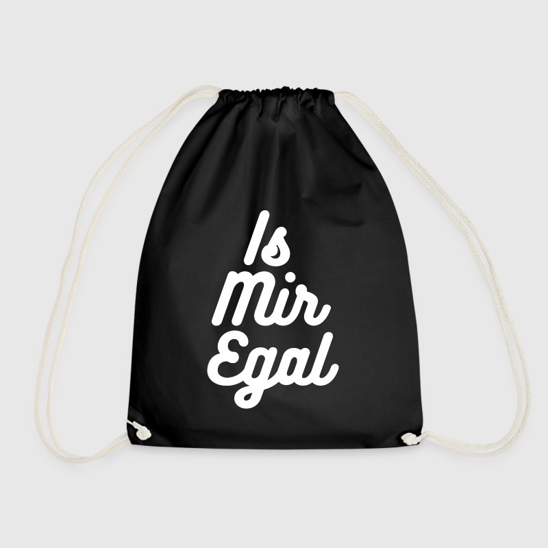 Is mir egal - Turnbeutel