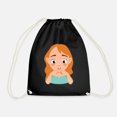Pimples Express pimples - Drawstring Bag