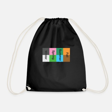 Season Seasons - Drawstring Bag