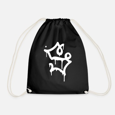Graffiti graffiti - Drawstring Bag