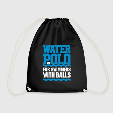 Water polo for swimmers with balls - Wasserball - Turnbeutel