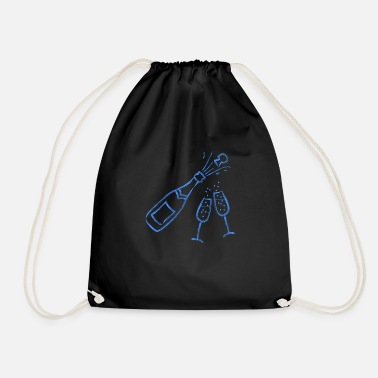 Celebrities celebration - Drawstring Bag