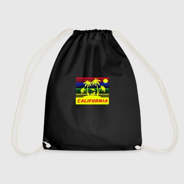 California California / California - Drawstring Bag