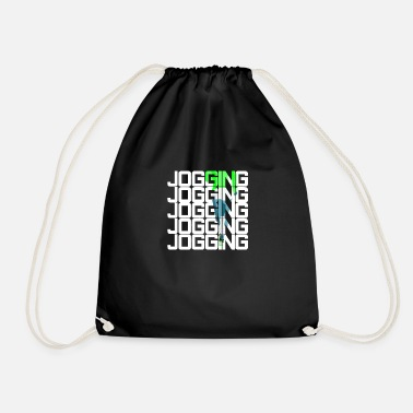 Running Group Jogging Running Running Jogging Sport Running group - Drawstring Bag