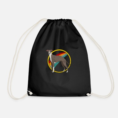 Hunting Dog Hunting dog greyhound hunting dog hunting dog sport - Drawstring Bag