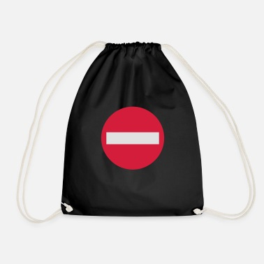 Traffic traffic - Drawstring Bag