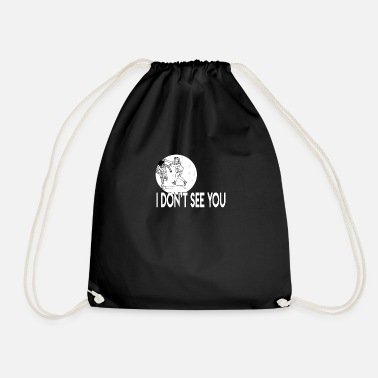Blindfold Blindfold eye patch - Drawstring Bag