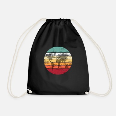 Protection Of The Environment World Environment Protection Climate Protection Eco - Drawstring Bag