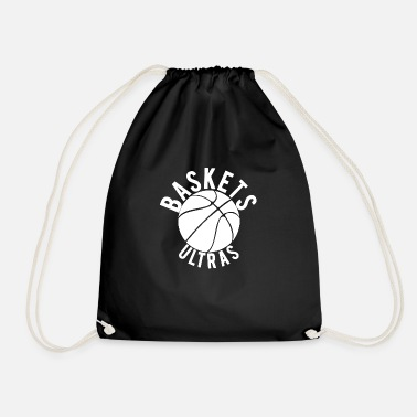 Basket baskets - Drawstring Bag