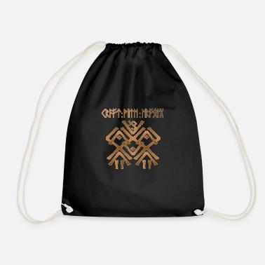 Shop Sigil Drawstring Bags online | Spreadshirt