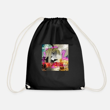 Zubitchie - Drawstring Bag