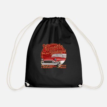 Rockabilly Classic Garage Rockabilly Oldtimer - Turnbeutel