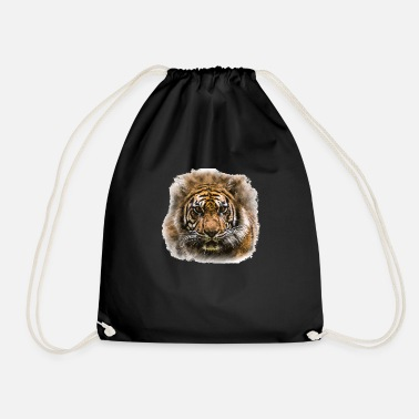 Tiger 2 - Drawstring Bag