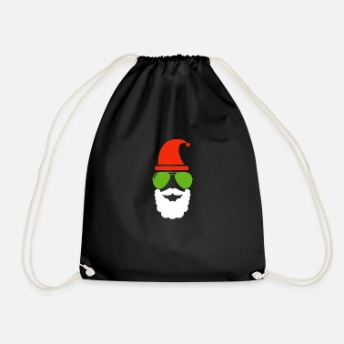Santa Claus - Drawstring Bag