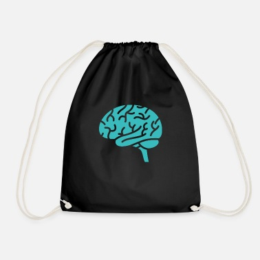 Anatomy Brain brain anatomy - Drawstring Bag