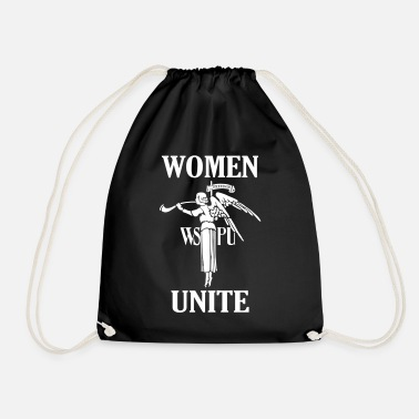 Suffragette Women's Social and Political Union (WSPU) - Drawstring Bag