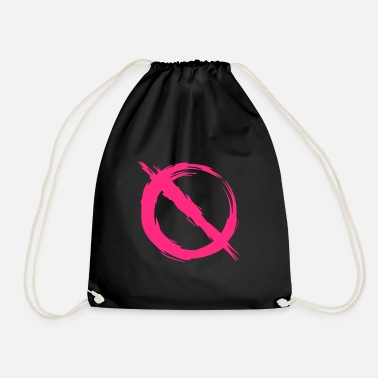 Prohibited Prohibition prohibited - Drawstring Bag