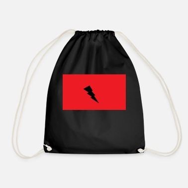 Lightning lightning - Drawstring Bag