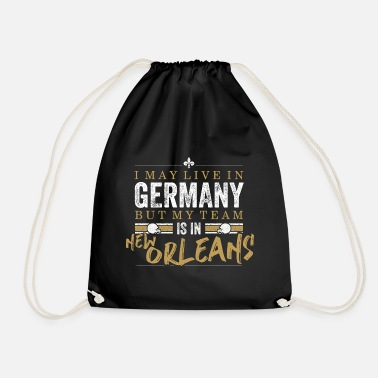New New Orleans Football Fans Germany - Turnbeutel