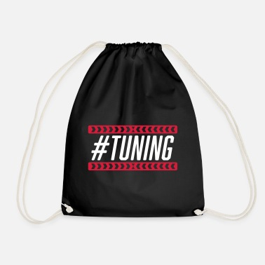 Tuning #Tuning - Drawstring Bag