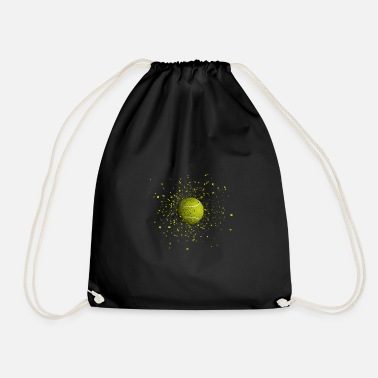 Tennis ball - Drawstring Bag