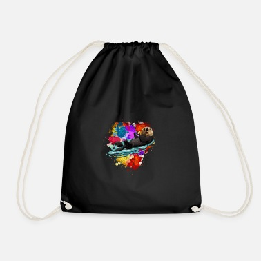 Rodent otter - Drawstring Bag