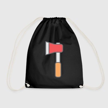Axe Axe - Drawstring Bag