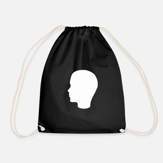 Boss Bags & Backpacks - profile - Drawstring Bag black