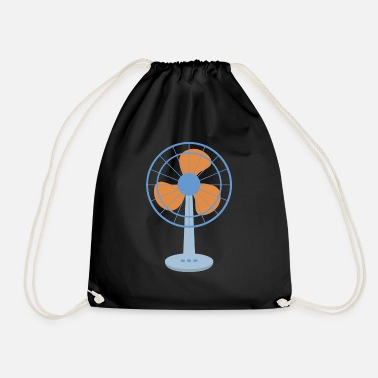 Fan fan - Drawstring Bag