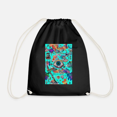 many things 2021 17 - Drawstring Bag