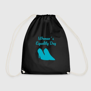 Womens-rights Women's Day - Women's Rights & Women's Power - LGBT - Drawstring Bag