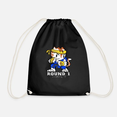 Retro Gaming Cat Game Gaming Retro - Drawstring Bag