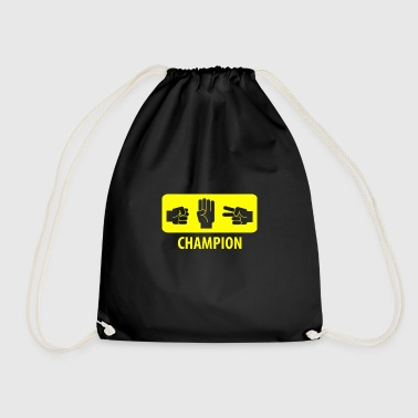 Champion champion - Drawstring Bag