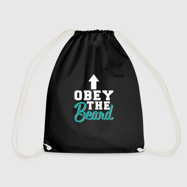 Obey Obey The Beard - Gymtas