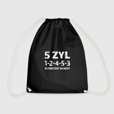 Tuning 5 CYLINDERS POWER - Drawstring Bag