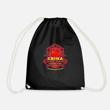 China Drawstring Bag  20752f753d43a