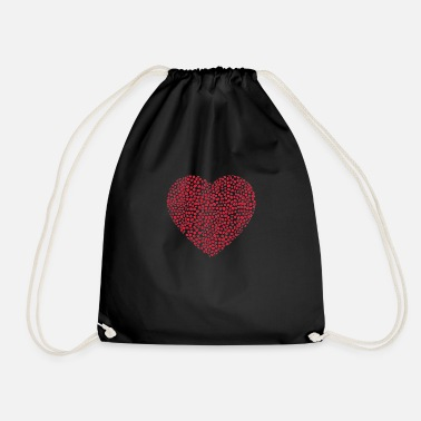 Corazon heart corazon heart 2019 - Drawstring Bag