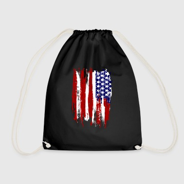 USA - Drawstring Bag
