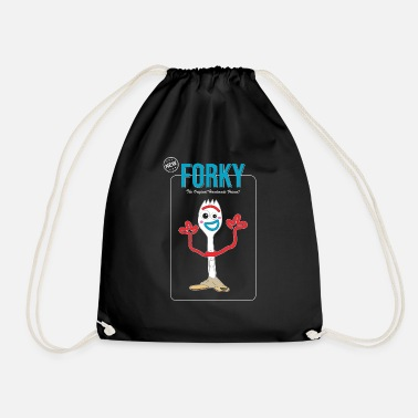 Forky - Drawstring Bag