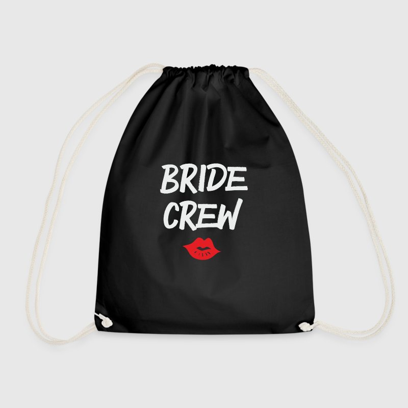 Bride Crew Kiss - Turnbeutel