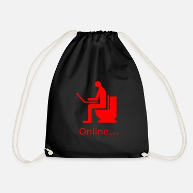 Internet Internet - Drawstring Bag