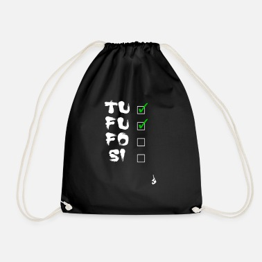 TUFUFOSI - Drawstring Bag