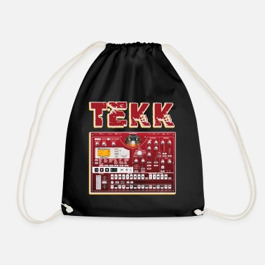 Tekk #tekk - Drawstring Bag