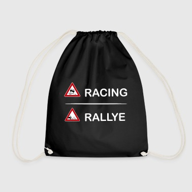 Racing rally - Drawstring Bag