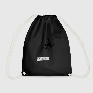 Tricking Parcours Salto and Flikflak Tricks - Drawstring Bag